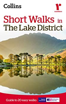 Short walks in the Lake District by [Collins Maps]