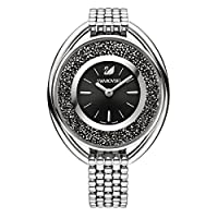 Swarovski Crystalline Oval Black Pulsera Watch de Swarovski
