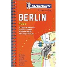 Berlin Atlas (Michelin City Plans)