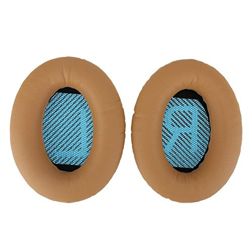 bengpAo77 Cuffie auricolari, alta definizione, cuffia,Replacement Ear Pads Ear Cushion for Bose QuietComfort QC35 HeadphonesAuricolari di ricambio Cuscino auricolare per cuffie Bose QuietComfort QC35