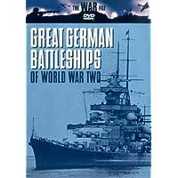 Great German Battleships Of World War 2