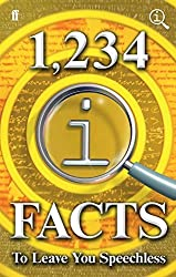 1,234 QI Facts to Leave You Speechless by John Lloyd (2017-06-01)