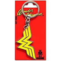 Portachiavi Wonder Woman Logo - Portachiavi DC Comics - Supereroe - Key-ring - colorato - Design originale concesso su licenza - LOGOSHIRT
