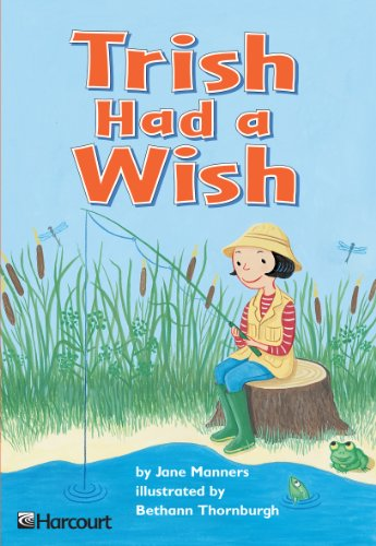 Trish Had a Wish por Jane Manners