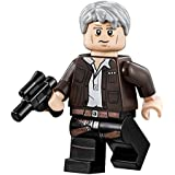 LEGO Compatible Star Wars Force Awakens Han Solo Minifigure (75105) by CUSTOM