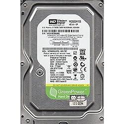 Western Digital AV-GP WD5000AVDS 500GB SATA/300 IntelliPower 32MB Hard Drive(Desktop HDDs, Set top box HDDs, Play Station HDDs, hard disk drives,surviellance hdds,dvr hard disks)