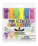 NPW NP35988 Textmarker Stifte im 6er-Pack - Mini duftende Sketch und Colour
