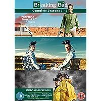 Breaking Bad - Season 1-3