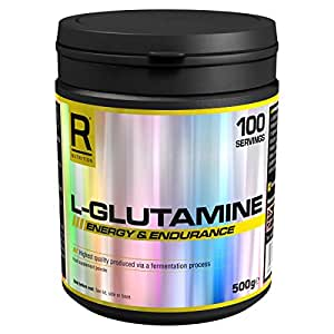 reflex nutrition l glutamine 500g. Black Bedroom Furniture Sets. Home Design Ideas