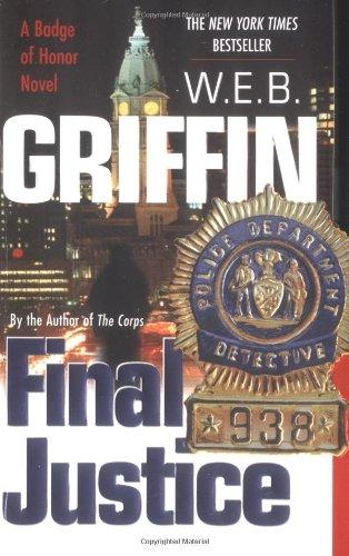 eBooks Free Download Epub Final Justice (Badge of Honor Novels)