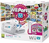NUOVO Nintendo 2300949 WII U PARTY (INCLUDE NINTENDOLAND) WII PARTY U BASIC PACK