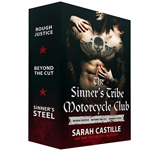 The Sinner's Tribe Motorcycle Club, Books 1-3: Rough Justice, Beyond the  Cut, and Sinner's Steel (English Edition)
