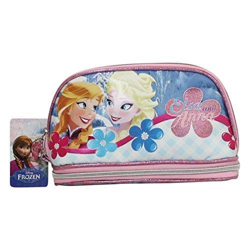 Disney Frozen Fever Pochette Maquillage Make-Up Beauty Vanity Trousse