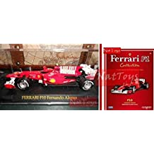 Ferrari Collection F1 F10 Fernando Alonso 2010 +Box +fas.71 Die Cast 1