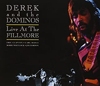 Derek and the Dominos : Live at the Fillmore by Derek and the Dominos (B000001E3V)   Amazon Products