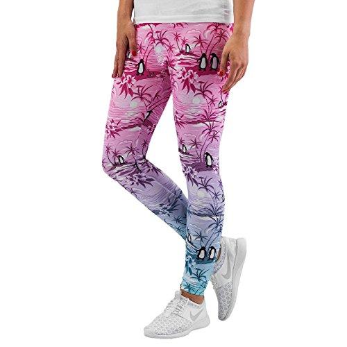Just Rhyse Femme Pantalons & Shorts / Leggings Penguin Magenta