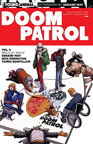 Doom Patrol (2016-2018) Vol. 1: Brick by Brick (English Edition)