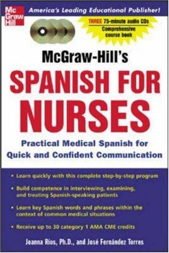 McGraw-Hill's Spanish for Nurses