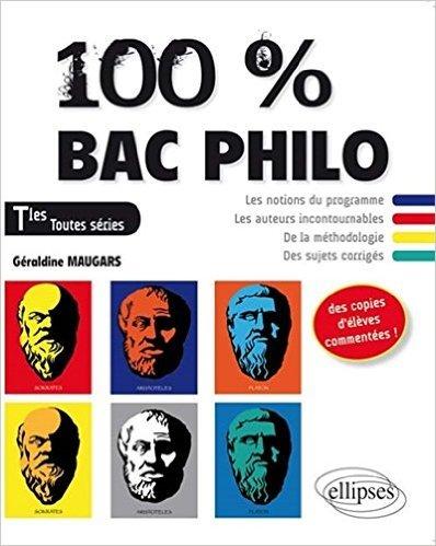 100% Bac Philo Terminales Toutes Séries des Copies d'Élèves Commentées de Michel Maugras ( 20 janvier 2015 )