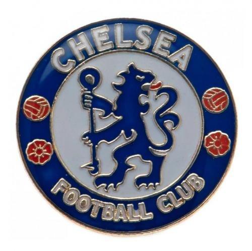 Chelsea London FC Brosche Pin Ansteckernadel badge Fußball football spilla -