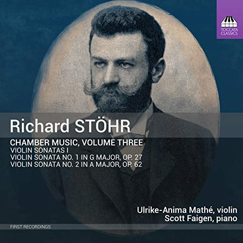 Stöhr: Chamber Music, Vol. 3