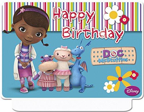 Disney Doc McStuffins Geburtstag Kerze (Dekorationen Dr. Mcstuffin-party)