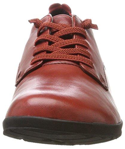 Josef Seibel Damen Naly 11 Sneaker Rot (carmin)
