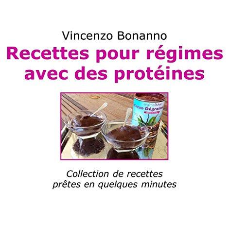 Download Recettes pour régimes avec des protéines: Collection de recettes prêtes en quelques minutes