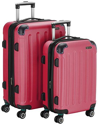 Shaik Trolley Koffer, 120 Liter, Pink