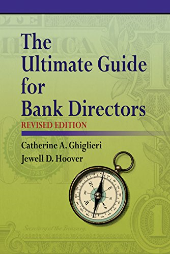 The Ultimate Guide for Bank Directors: Revised Edition (English Edition)