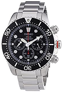 Seiko SSC015P1 Solar Chronograph Mens 200m Watch (Cal.V175) (B006Y9BULE) | Amazon Products