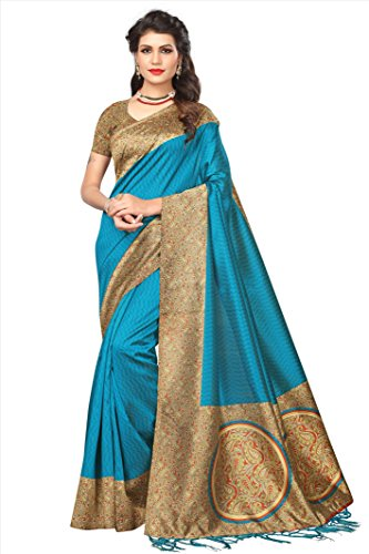 sarees combo offer below 500 rs saree party wear designer sarees below 200 rupees sarees new collection 2018 party wear work sarees saree for women latest design 2018 fancy saree below 500 today offers Sarees for Women Latest Design Sarees New Collection 2017 Sarees below 1000 Rupees 500 Rupees Sarees for Women Partywear Latest Design Wedding Collection Sarees for Women below 500 Latest sarees for Women Party wear Offer Designer Sarees Saree Combo Sarees New Collection Today Low Price (Sky Blue)  available at amazon for Rs.380