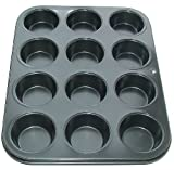 12 Hole Muffin Pan / Tin Baking Tray