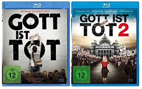 Gott ist nicht tot 1+2 [Blu-ray]