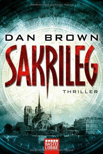 Buchseite und Rezensionen zu 'Sakrileg' von Dan Brown
