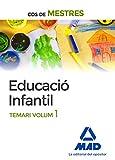 Cos de Mestres Educació Infantil. Temari Volum 1