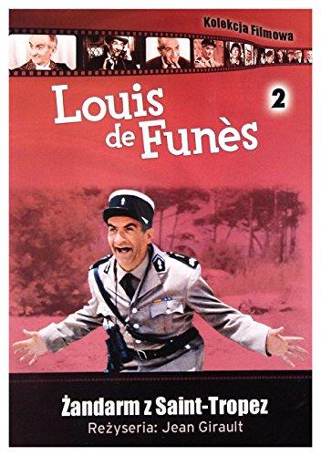 Preisvergleich Produktbild Gendarme de St. Tropez,  Le [DVD] [Region 2] (IMPORT) (Keine deutsche Version)