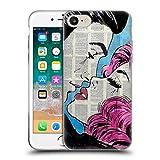 Head Case Designs Offizielle LouiJoverArt Momente Wie Diese Pop Art Soft Gel Hülle für iPhone 7 / iPhone 8