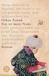 Rot ist mein Name: Roman