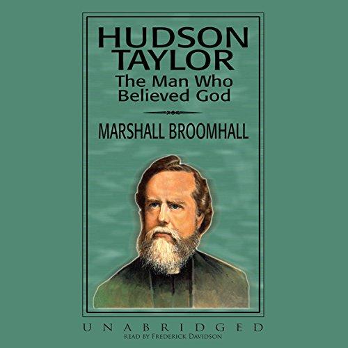 Hudson Taylor  Audiolibri