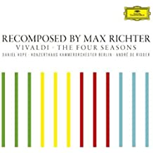 Recomposed By Max Richter Vivaldi: Th by MAX RICHTER (2014-06-25)