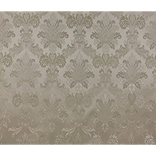 Dutch Wallcoverings 8152-17 Classic Wallpaper - White