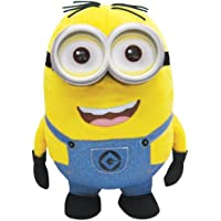Comparador de precios Gru 2: Mi Villano Favorito - Minion Dave Parlanchín, peluche gigante de 41 cm con ojos luminosos (Mondo 25178) - precios baratos