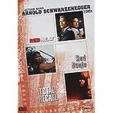 Arnold Schwarzenegger - Action Hero: Red Heat / Red Sonja / Total Recall