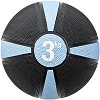 Fitness Mad Apollo - Balón medicinal 3kg Azul