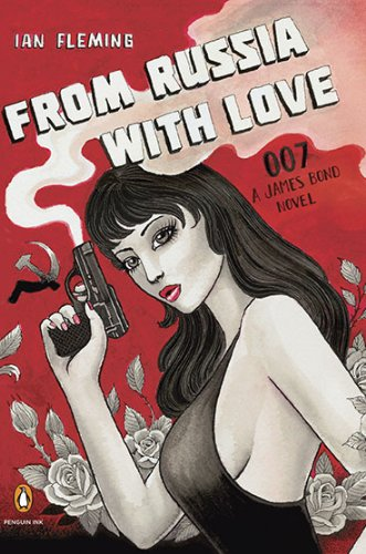 Book cover for From Russia with Love