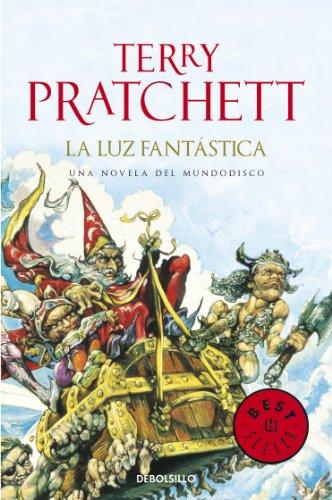 La Luz Fantástica (Mundodisco 2) por Terry Pratchett