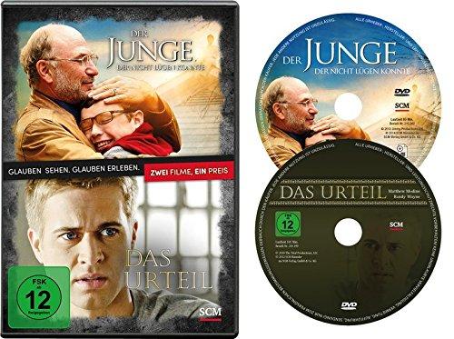 Das Urteil/Der Junge, der nicht lügen konnte [2 DVDs]