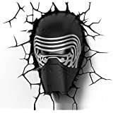 3D Light FX - Applique murale 3D Deco Light Star Wars Kylo Ren - 8719075221402