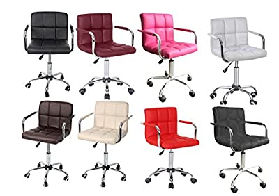 Decor-it 2016 V2 Executive Home Office chair with wheels